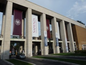 The Venue - Sapienza University of Rome