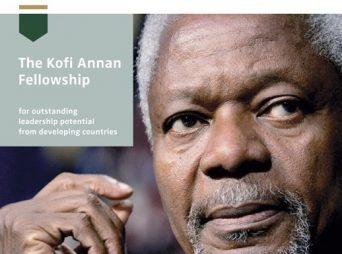 Học bổng Kofi Annan, dành cho các nước đang phát triển