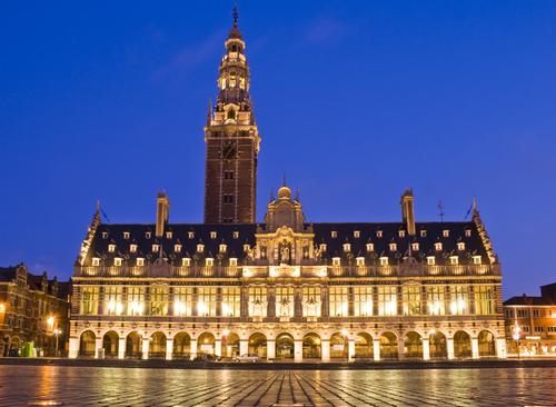 18 suất học bổng toàn phần ngành khoa học Y sinh tại University Leuven, Bỉ.