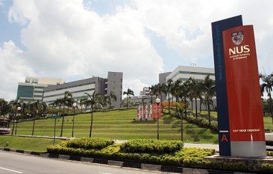 Mười trường đại học hàng đầu châu Á năm 2012