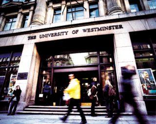 Học bổng toàn phần bậc đại học tại University of Westminster dành cho sinh viên Việt Nam, Anh, 2013-2014