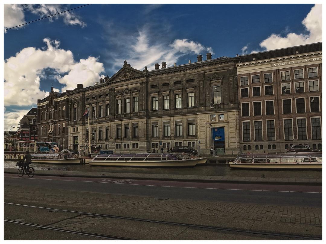 Học bổng Thạc sĩ Exellence toàn phần của Đại học Amsterdam ...
