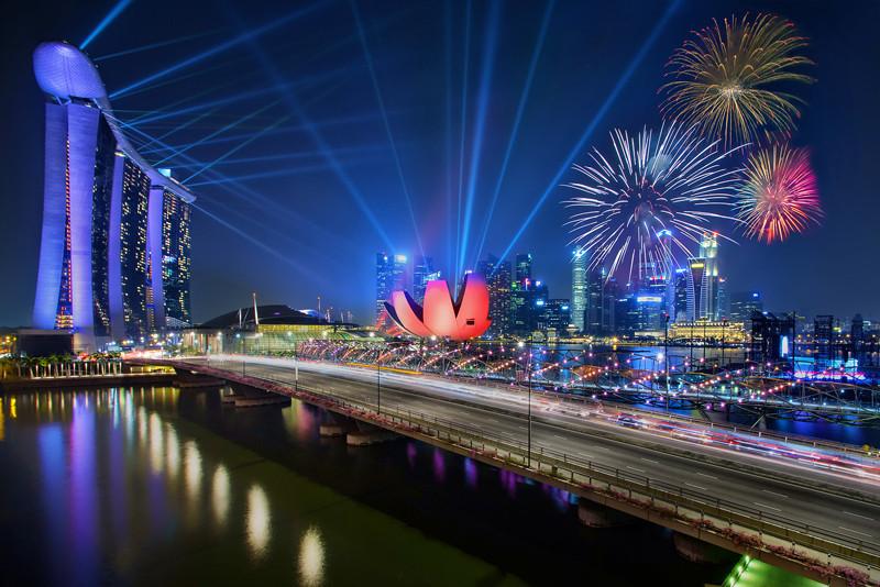 Singapore là một trong những sự lựa chọn hàng đầu của các bạn trẻ Việt Nam
