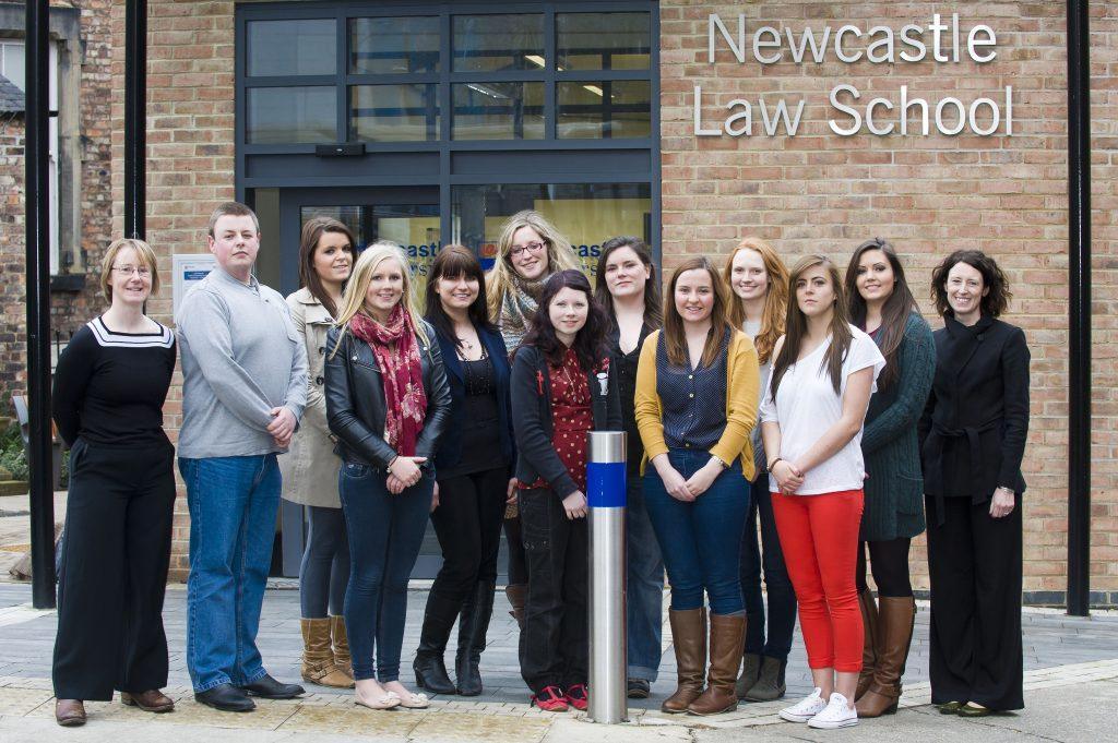 Newcastle Law School of Newcastle University