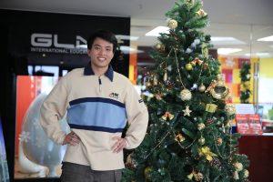 Bùi Lê Nhật Minh - đạt IELTS 8.5