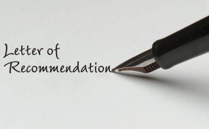 Recommendation letter – những lưu ý để ấn tượng