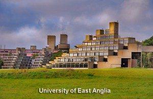 Học bổng Cử nhân dành cho sinh viên quốc tế của Đại học East Anglia (UEA), UK 2015