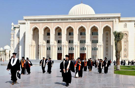 Học bổng chính phủ UAE