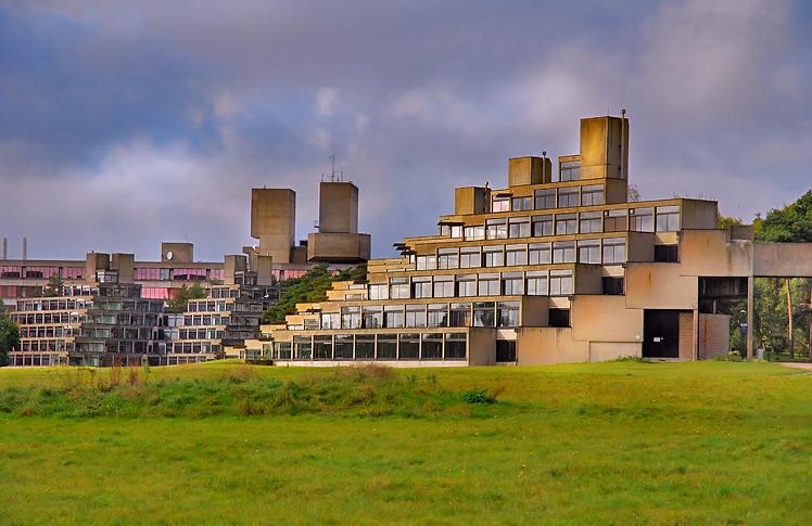Đại học East Anglia (UEA), Vương quốc Anh