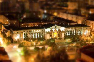 """Học bổng """"Vàng"""" của Đại học Liên bang Ural, Nga 2015"""