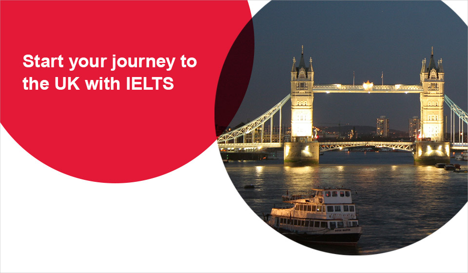 Ielts for UK education