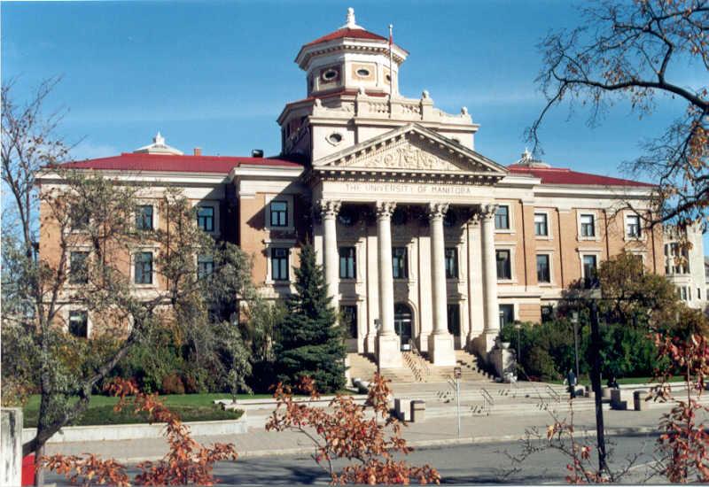 Học bổng sau đại học của University of Manitoba