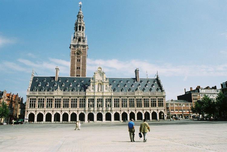 Học bổng IRO của Đại học K.U. Leuven, Bỉ 2016