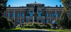 Đại học Uppsala, Thụy Điển