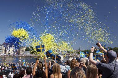 Học bổng Chính phủ Thuỵ Điển, mùa thu 2016