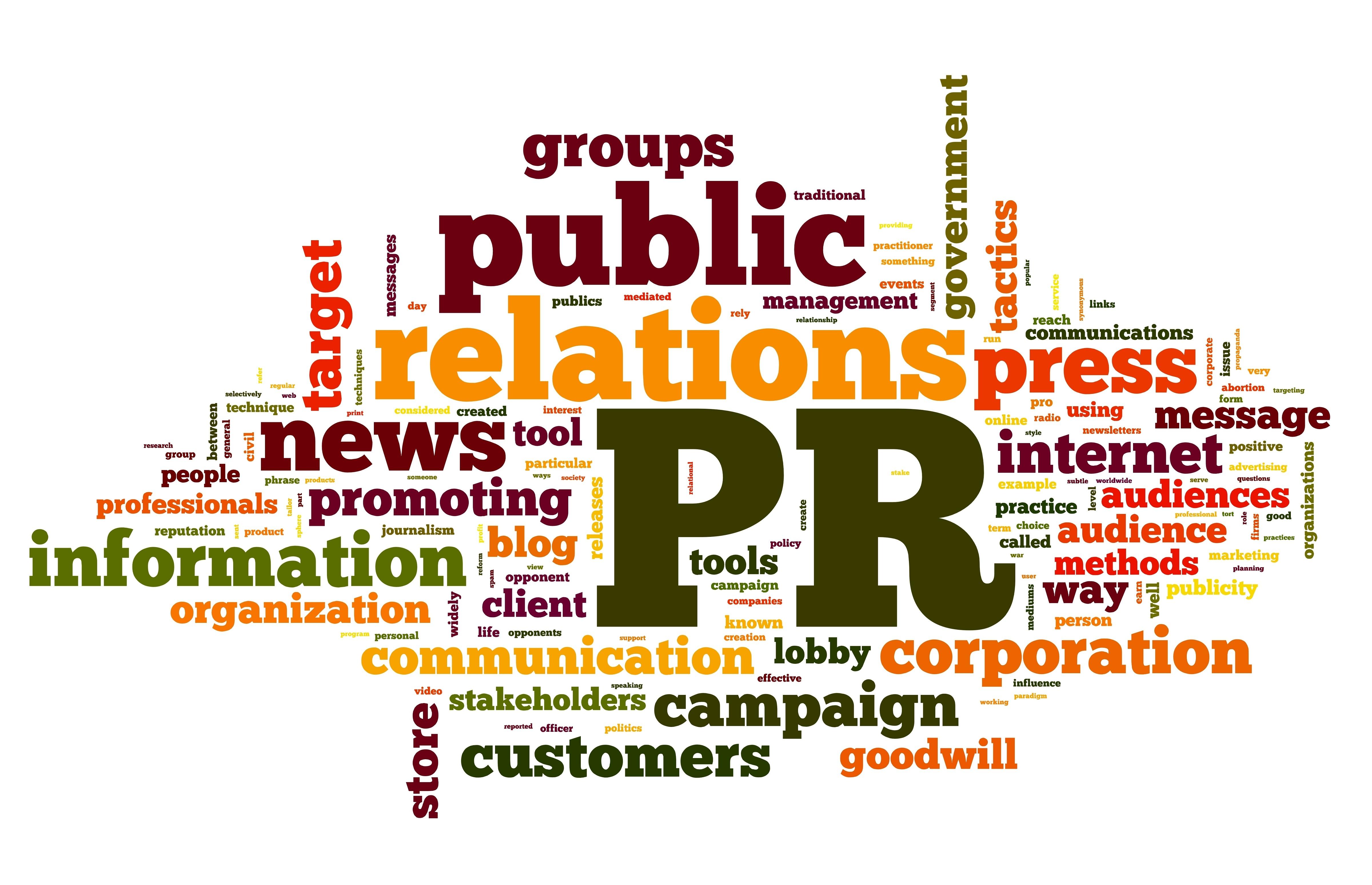 Ngành quan hệ công chúng (PR)