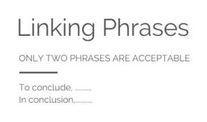 IELTS-conclusion-linking-phrases