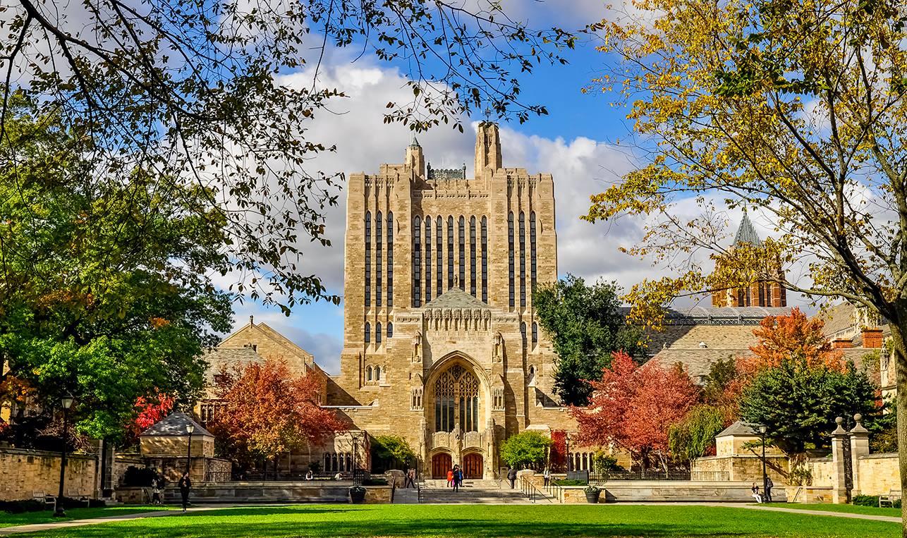 Đại học Yale, Hoa Kì