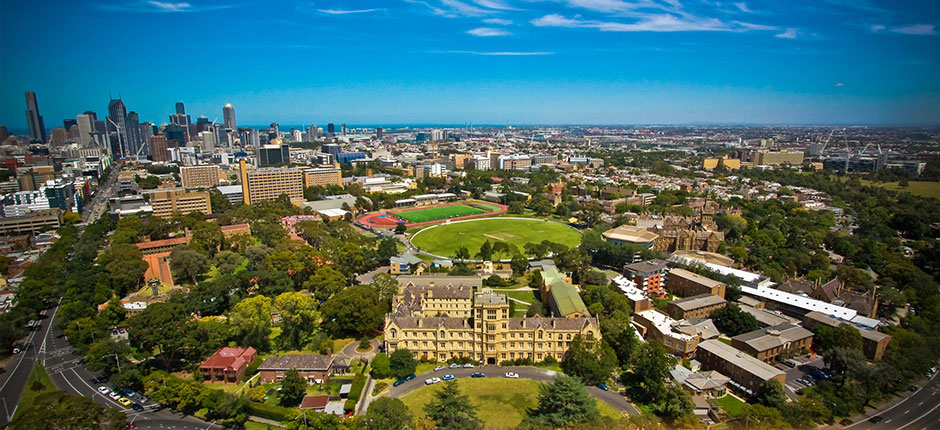 University of Melbourne, Úc