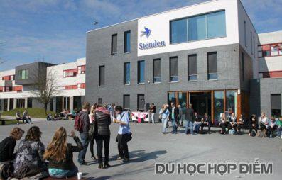 """Học bổng 5.000 Euro trường """"top 1"""" ngành Du lịch – Khách sạn – Truyền thông Hà Lan"""