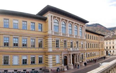 Học bổng Nghiên cứu sinh Tiến sĩ của Đại học Trento, Ý năm học 2016-2017