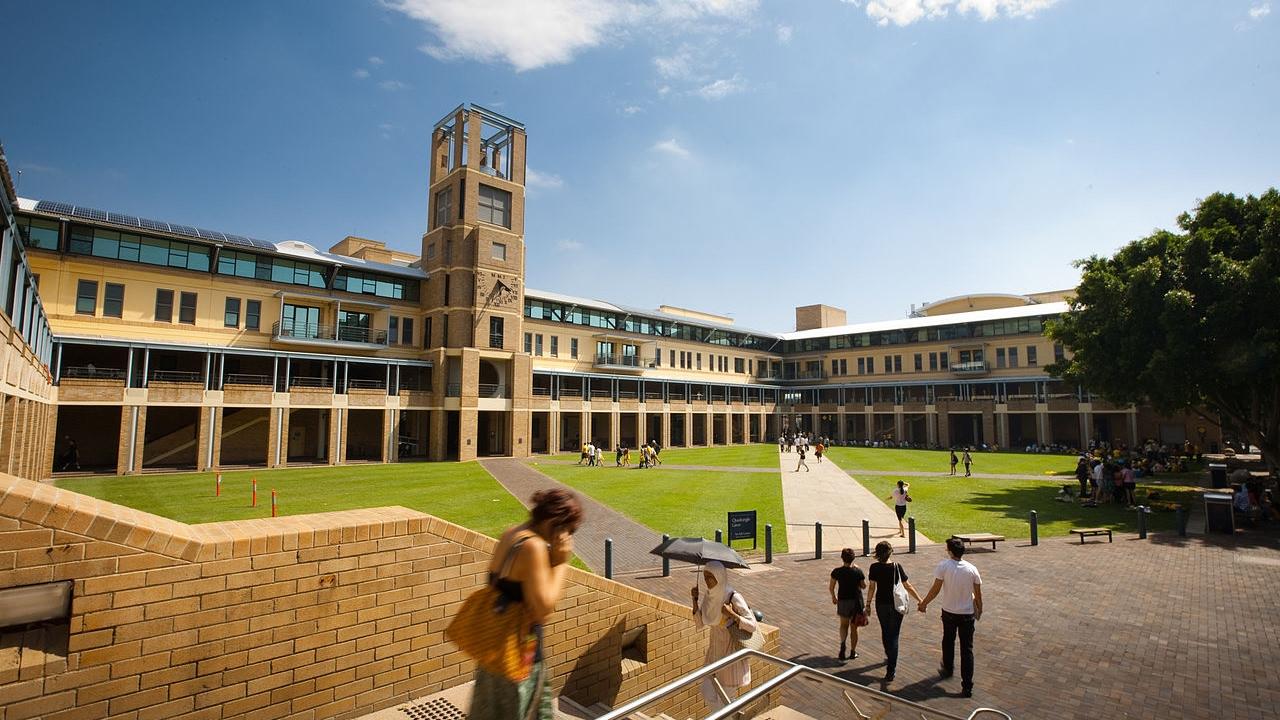 UniNSW, Aus.Campus