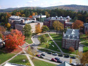 Đại học Dartmouth, Mỹ