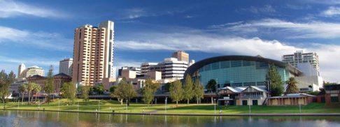 Học bổng nghiên cứu sau đại học Quốc tế Flinders – FIPRS.