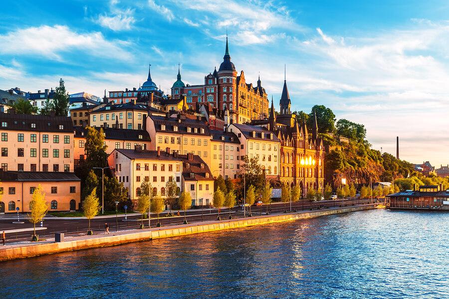 places - Sweden stockholm
