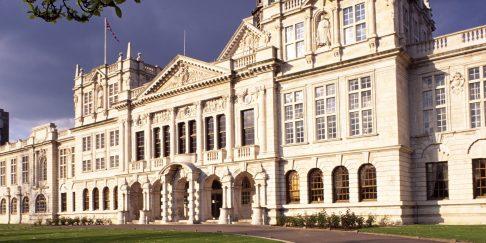 Đại học Cardiff, Vương quốc Anh