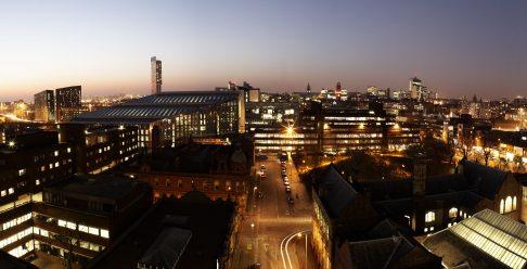 Học bổng Tiến sĩ của Đại học Manchester, 2017-2018