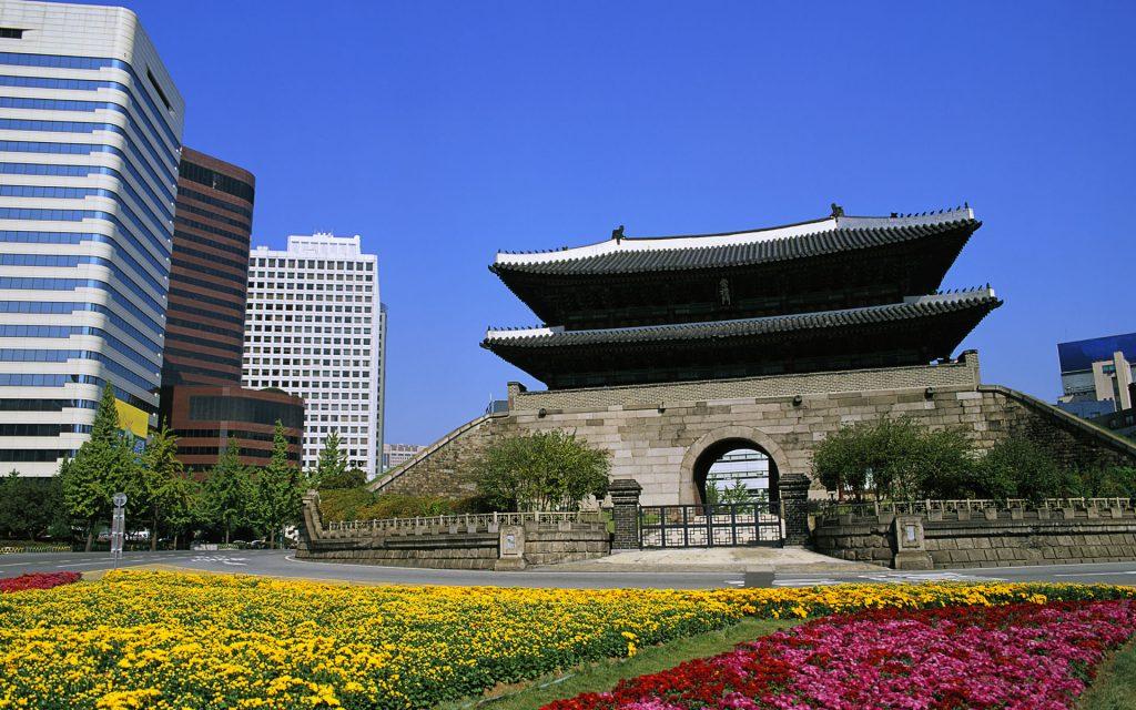 남대문 (Namdaemun Gate)