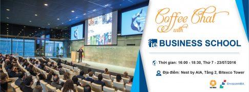 [HN & HCM] MBA Coffee Chat với các trường Kinh doanh danh tiếng