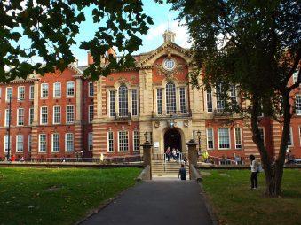 Đại học Sheffield, vương quốc Anh