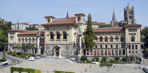Học bổng bậc Thạc sĩ, ĐH Lausanne, Thụy Sĩ