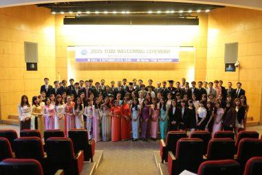 Học bổng Thạc sĩ Toàn phần của trường ĐH Luật và Kinh Doanh Quốc Tế, Seoul Hàn Quốc (TLBU)