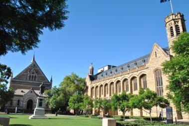 Học bổng quốc tế của Đại học Adelaide, Úc năm 2017