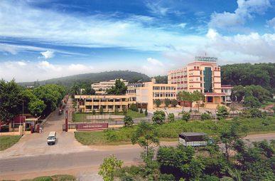 Học bổng thạc sĩ quốc tế ngành Lâm nghiệp, Đại học Lâm nghiệp Việt Nam, 2016