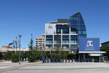 Học bổng từ Viện đại học Melbourne, Úc, 2017