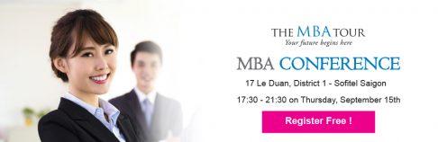 Triển lãm MBA lớn nhất TP. Hồ Chí Minh năm 2016