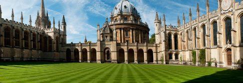 Học bổng Sau Đại học Pershing Square, ĐH Oxford, Anh, 2017