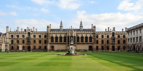 Học bổng bậc Thạc sĩ, ĐH Cambridge, Anh, 2017