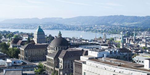 Học bổng Thạc sĩ xuất sắc ETH Zurich, Thụy Sĩ, 2017