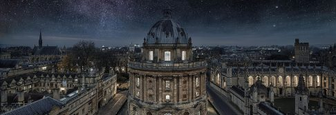 Quỹ học bổng Clarendon, Đại học Oxford