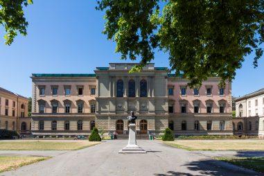 Học bổng IO-MBA, Đại học Geneva, Thụy Sĩ, 2017