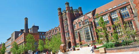 Học bổng bậc Đại học, ĐH Newcastle, Anh, 2017