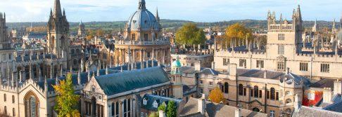Học bổng Sau đại học Oxford-Thatcher, ĐH Oxford, Anh, 2017-2018