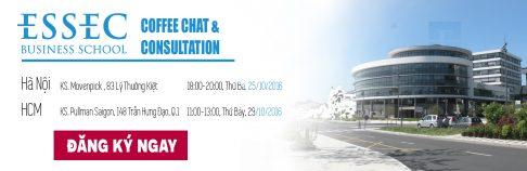 [HN & HCM] Tư vấn và Hội thảo thông tin Thạc sĩ, trường Kinh doanh Essec (Pháp)