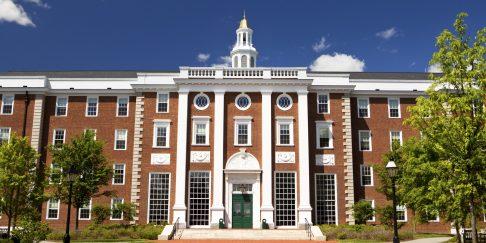 Học bổng ngắn hạn Sau Tiến sĩ, ĐH Harvard, 2017-2019