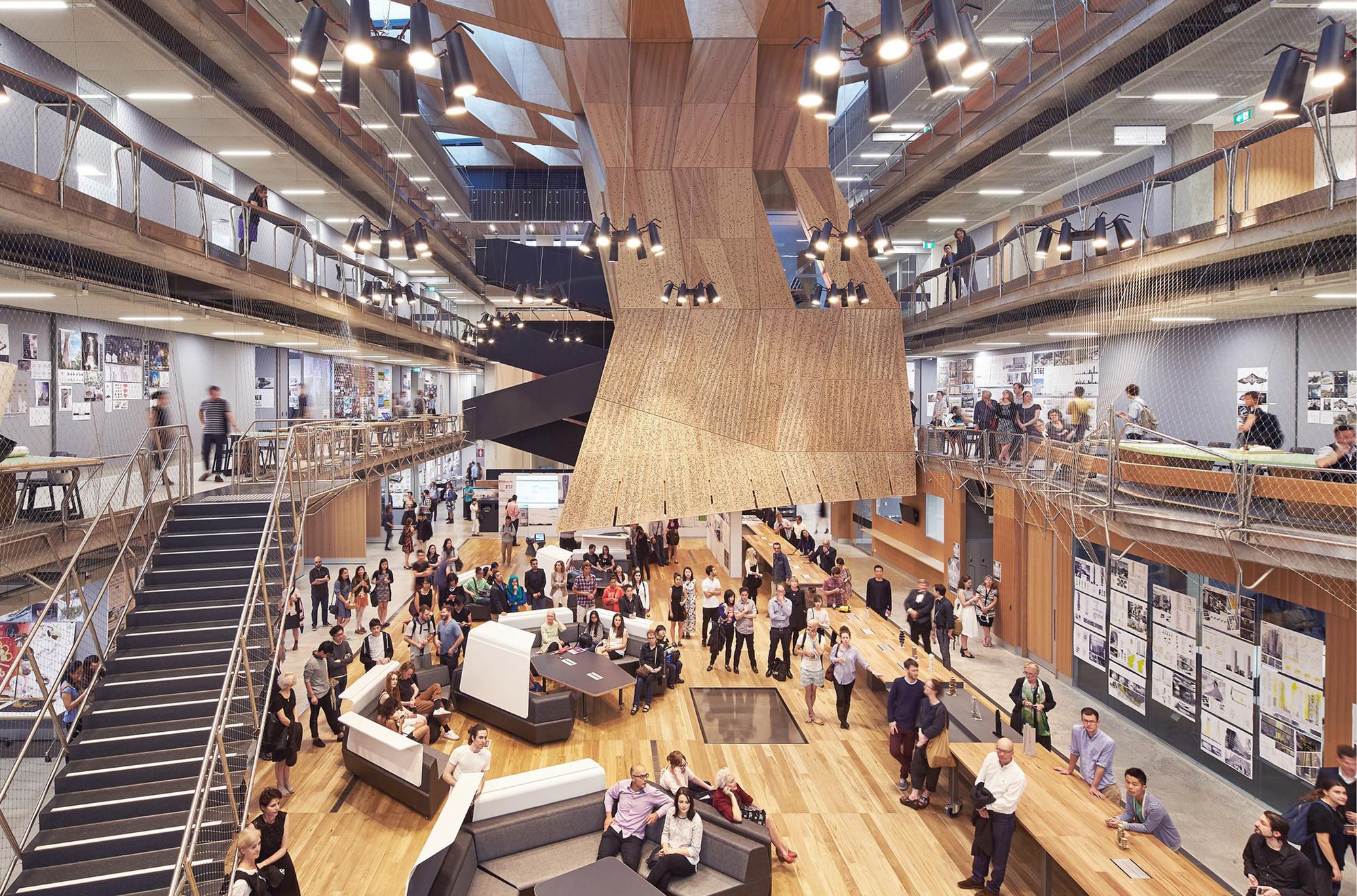 Khoa Thiết kế của trường ĐH Melbourne